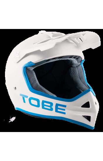 Шлем матовый TOBE <span>  VERTEX Marshmallow</span>