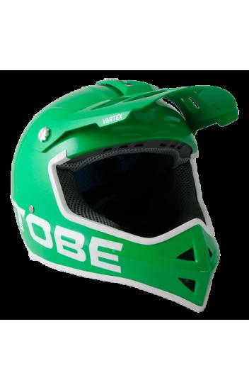 Шлем глянцевый TOBE <span>  VERTEX Classic Green</span>