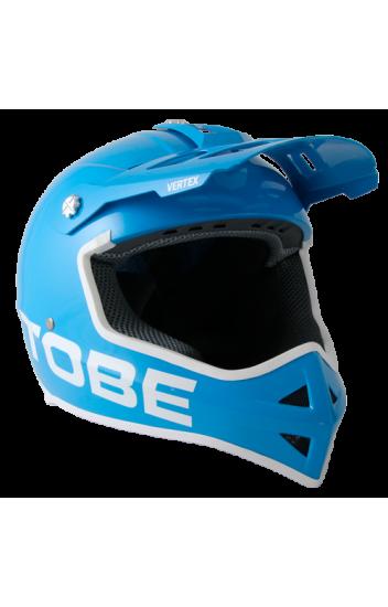 Шлем глянцевый TOBE <span>  VERTEX Hawallan Ocean</span>