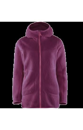 Толстовка с капюшоном Aura женская<span>  Purple</span>