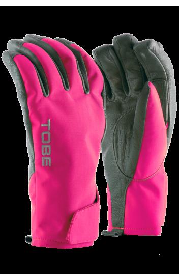 Укороченные перчатки TOBE <span>  Capto Fuchsia Purple</span>